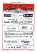 1956 GUINNESS INVENTIONS The Flying Machine and Edwina ADVERT PRINT Illustrated London News